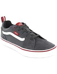 Amazon.es  Vans - Zapatos para niño   Zapatos  Zapatos y complementos ad278fbf809