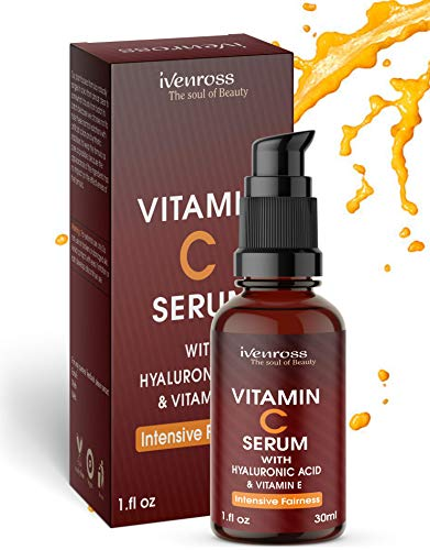 Top 10 Best Vitamin C serum products with hyaluronic acids 3