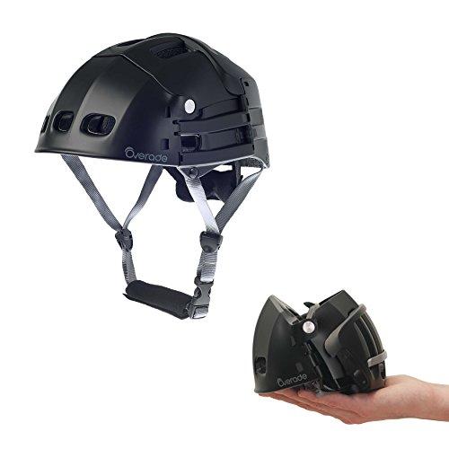 Faltbarer Helm Plixi Fit (Schwarz, L/XL (59-62 cm))