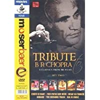 Tribute to B. R. Chopra - Set 2 (Choti Si Baat/Pati Patni Aur Woh/Insaf Ka Tarazu/Nikaah/The Burning Train)