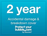 2 year accidental damage & breakdown cover for a PERSONAL CARE product purchased from £70 to £79.99