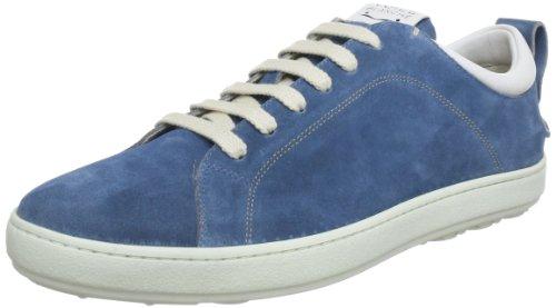 Voile Blanche 2006823029117, Baskets mode homme Bleu (Azzurro 9117)