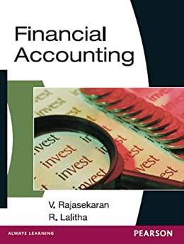 Financial Accounting by [Rajasekaran, V., Lalitha, R.]