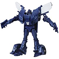 Transformers : The Last Knight – Legion Class – Barricade – Figurine 7,5 cm
