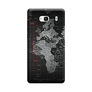 CaseLite Premium Printed Mobile Back Case Cover With Full protection For Xiaomi Redmi 2/2s/2 Prime (Designer Case)