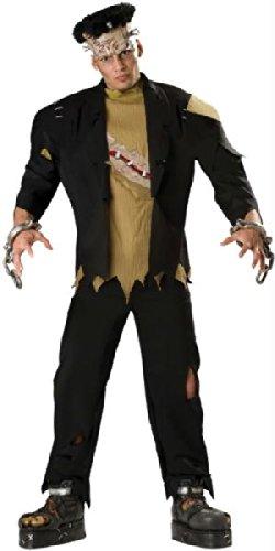 Frankensteins Monster Kostüm Gr. XL (Halloween-karte Make-up Spielen)