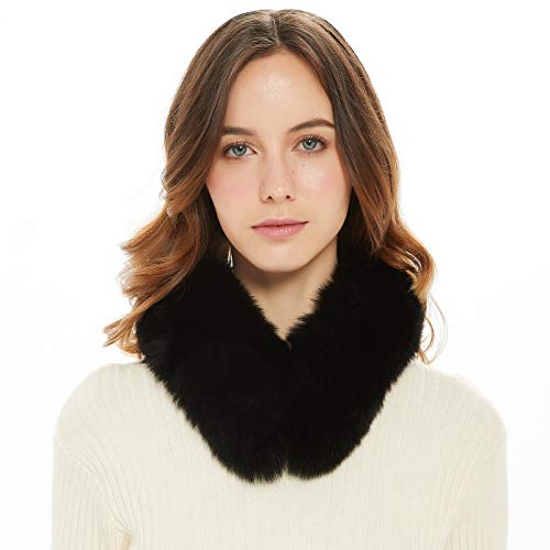 Ferand - Bufanda Mujer Chic Cuello Alto