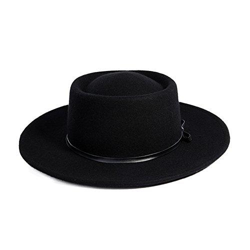 cappello di feltro autunno-inverno/Primavera/estate fiocco bucket hat/Moda cappelli-C