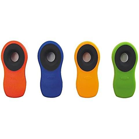 OXO X1064374 Maxi Clip Clip, Plastica, Multicolore