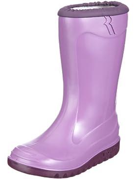 Romika Little Bunny | PVC Kinder Gummistiefel  | Schadstofffreie Unisex Regen-Stiefel