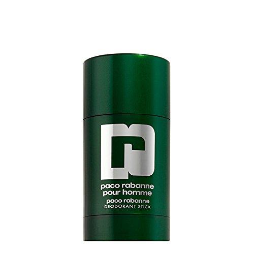 Paco Rabanne Pour Homme / men, Deodorant Stick 75 ml, 1er Pack (1 x 75 ml) (Deodorant Alkoholfreie)