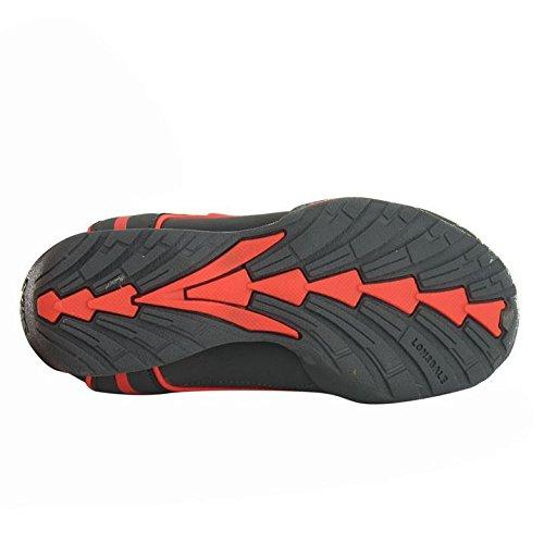 Lonsdale camden enfants Chaussures de sport Fashion Sneaker Chaussures de sport Chaussures de loisir Charcoal/Orange