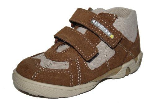 Crianças Jovens 55 Baixos Richter Marrons Natural Sapatos 0204 1331 De congo Sapatos qROESCwE