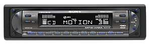 Sony CDX-R 450 Autoradios Lecteur CD 200 W Interface iPod:Connexion Possible Via un Appareil Externe