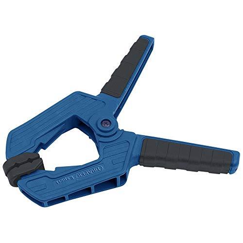 Draper D209 Expert Soft Grip Pince de serrage, Bleu, 100 mm