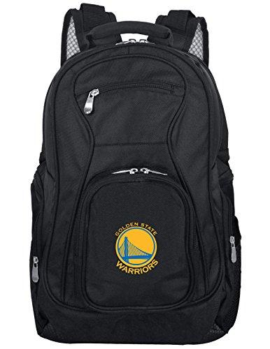 DENCO NBA Voyager Laptop-Rucksack, 48 cm (19 Zoll), Unisex-Erwachsene, Voyager Laptop Backpack, schwarz, 19