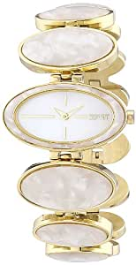 Esprit Damen-Armbanduhr Analog Quarz Edelstahl ES103802003