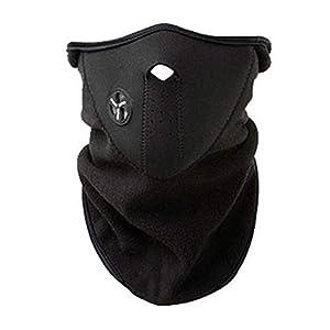 RoadRoman Outdoor Windproof Radfahren Maske Reiten Fahrrad Warm Half Face Ski Maske