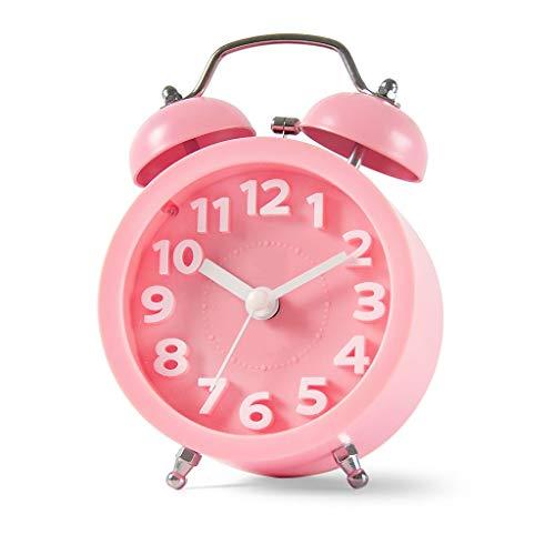 Despertador Reloj silencioso Dormitorio Digital Luminoso