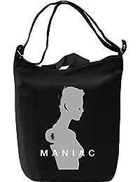 Maniac movie Bolsa de mano D'a Canvas Day Bag| 100% Premium Cotton Canvas Fashion