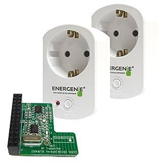 Energenie ENER002-2PI-EUR Pi-Mote European Starter Pack