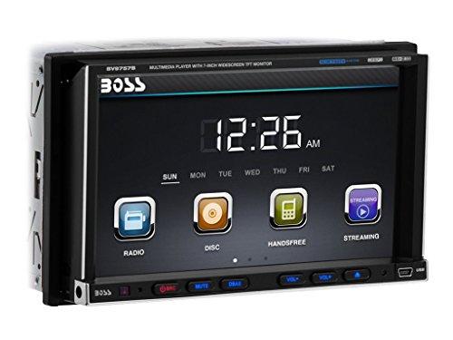 BOSS Audio bv9757b in Dash Doppel DIN 17,8cm motorisiert Touchscreen