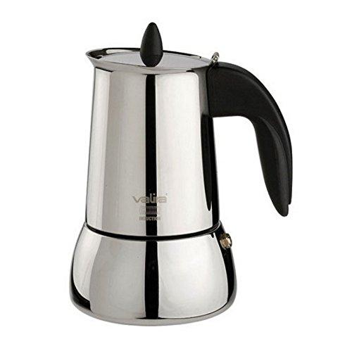 Valira - Cafetera inoxidable isabella 6 tazas