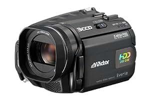 JVC GZ-MG505E Caméscope à Disque Dur noir