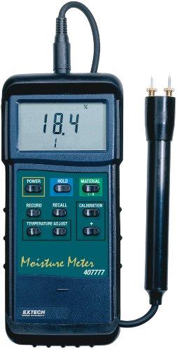 Extech 407777 Heavy Duty Moisture Meter by Extech Extech Meter