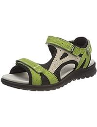 Legero Damen Sandaletten NV 0-00732-26 Beige 303743 g2oxN