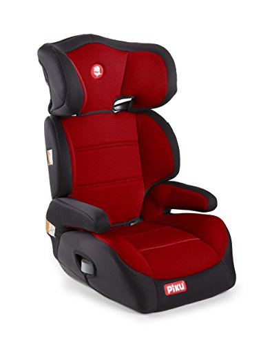 Piku 4635, Silla de coche grupo 2/3, rojo/negro