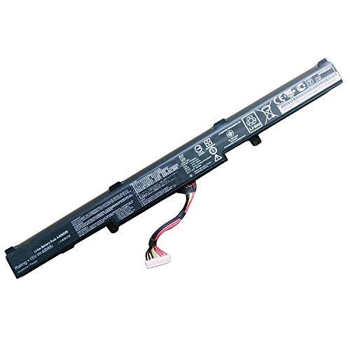 K KYUER 15V 48WH 3200mAh A41N1501 Batterie d'ordinateur Portable pour ASUS ROG GL752VW G752VW N552V N552VX N552VW GL752 N552 N752 N752V N752VW N752VX N752VX-GC197T Series Notebook A41LK9H L41LK2H