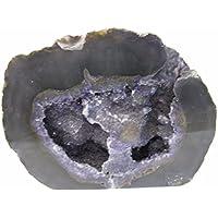Natural Mente - Achat,Achatende,5,1 kg,ca.19x25cm,Mineral,Kristall,Heilstein,Achatgeode,Nr.666 preisvergleich bei billige-tabletten.eu