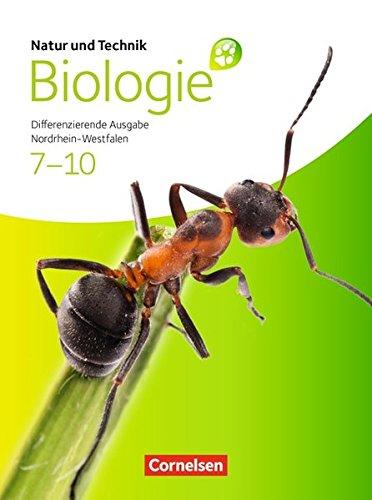 Natur und Technik - Biologie (Ausgabe 2011) - Gesamtschule/Sekundarschule Nordrhein-Westfalen - Differenzierende Ausgabe: Band 2 - Schülerbuch