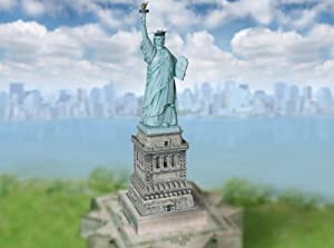 """aue-verlag 12x 12x 41cm Kit de modelo """"de la Estatua de la libertad de Nueva York"""