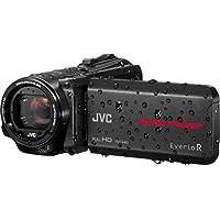 JVC GZ-R430BEU Caméscope étanche 2,5 Mpix Zoom optique 40x Noir