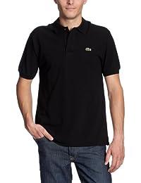 Lacoste L1212  - 00 - Polo Homme  Noir (Noir)-XXX-Large (Taille Fabricant : 8)