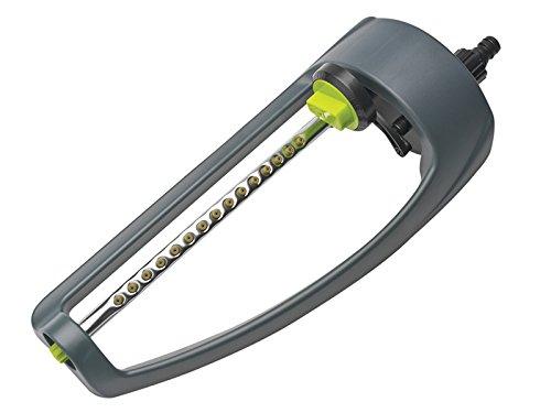 Preisvergleich Produktbild Rehau Allround Viereckregner für 13 mm (1/2 Zoll) ; Kunststoff ; Rasensprenger ; Rasensprinkler ; Bewässerungssystem