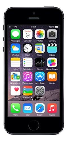 Apple ME437DN/A iPhone 5S iOS 32 Go Gris Sidéral