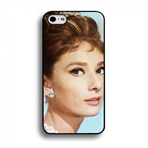 Apple iPhone 6 Plus/iPhone 6S&Plus(5.5inch) Audrey Hepburn Schutzhülle Tasche,Actress Audrey Hepburn Schutzhülle Tasche,Audrey Hepburn Schutzhülle Tasche - Audrey Tasche