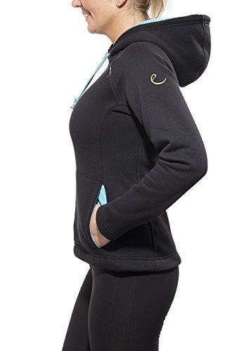 Edelrid Damen Kletterbekleidung Leia Black (010)
