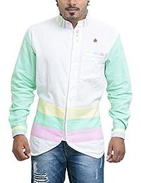 PP Shirts Men Cotton Partywear Shirt