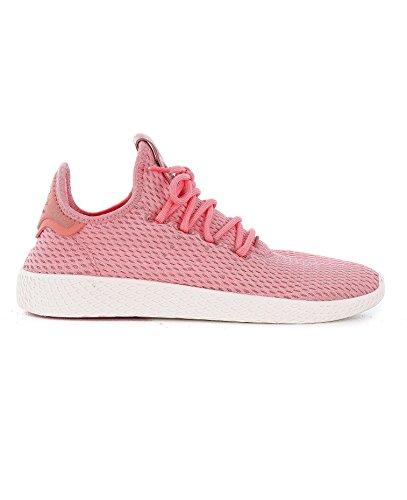Adidas Pharrell Williams Tennis Hu W Turnschuhe Sneaker, Größenauswahl:39 1/3 (39 1/3, Pink)