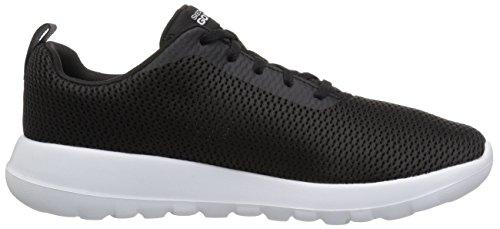 Skechers Go Walk Max-effort, Sneaker Uomo Nero (noir / Blanc)