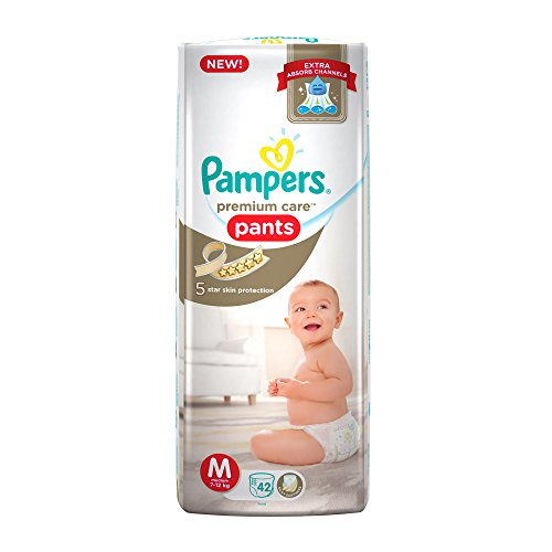 - 41es 2BcnQ uL - Pampers Premium Care Diaper Pants home - 41es 2BcnQ uL - Home
