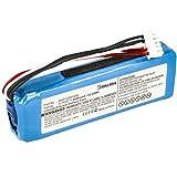 Akku-King Batterie remplace JBL GSP1029102A - Li-Polymer 6000mAh - pour JBL Charge 3 2016, Charge 3 2016 Version, Version:Version 2
