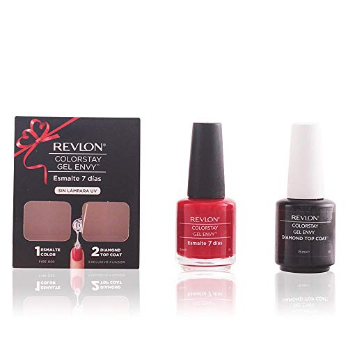Revlon Make Up Colorstay Gel Envy Duo Fire Coffret Cadeau