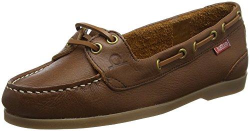 Chatham KOS, Zapatos de Cordones Brogue para Hombre, Azul (Navy 005), 43 EU
