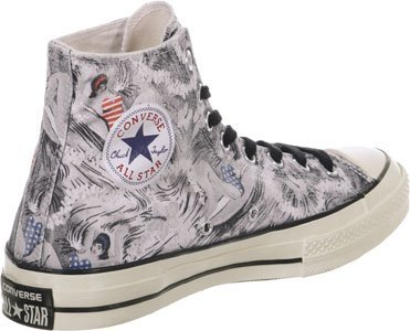Converse All Star, Sneaker uomo Multicolore (Hawaiian Print)