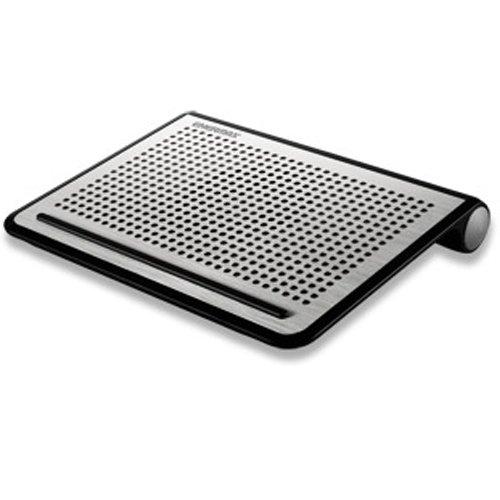 enermax TwisterOdio CP008 - Base raffreddante per PC Portatile, Colore: Nero